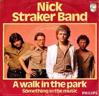 Nick Straker Band : A Walk in the Park (1980)